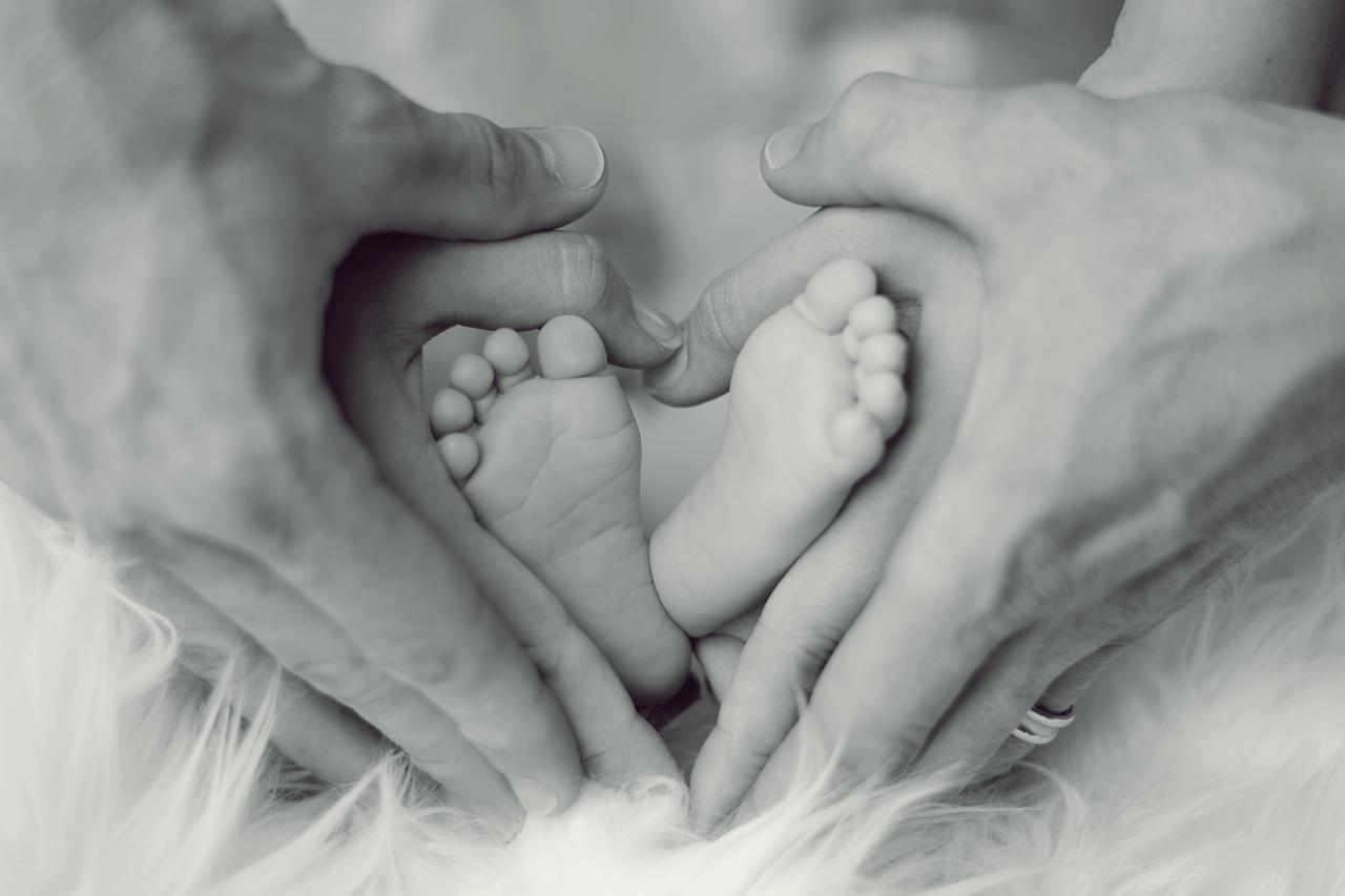 moeder hart
